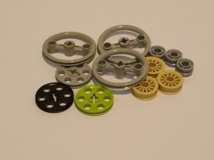 Alguns modelos de peças que podem ser utilizada no apoio do freme.