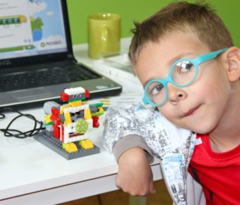 LEGO libera o download dos manuais do WEDO